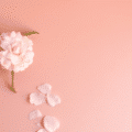 しおれる花