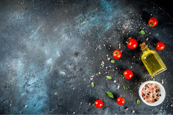 野菜や香辛料